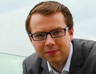 Rafael Bujotzek, Geschäftsführer glisco internet services